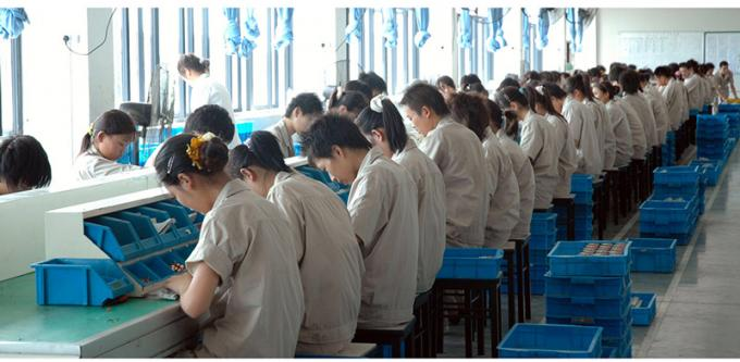 Wuxi Fenigal Science & Technology Co., Ltd. factory production line 1