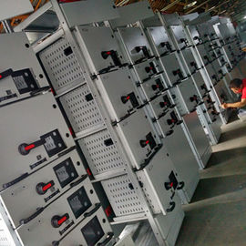 Custom Low Voltage Distribution Board , GCK/GCS Switch Panel Enclosure Up To 4000A IEC 61439