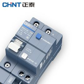 China 16~63A Industrial Circuit Breaker 1P+N 2P 3P+N 4P AC230/400V Nylon PA6 Recyclable Case factory